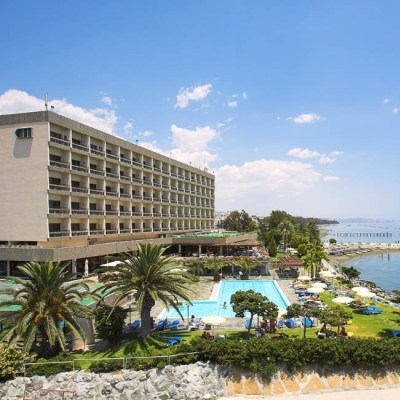 Crowne Plaza Limassol (Deluxe Sea View/ Minimum 2 Nights/ Non-Refundable)