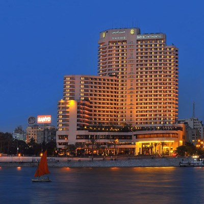 InterContinental Cairo Semiramis (Superior Nile View)