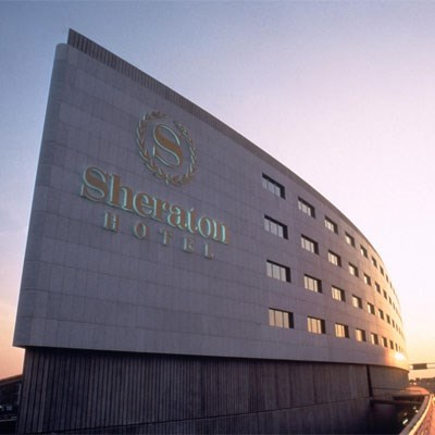 Sheraton Paris Airport Hotel & Conference Centre (Club Room)