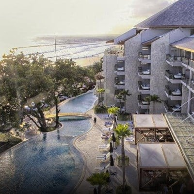 Double-Six Luxury Hotel Seminyak (Deluxe Suite Ocean View)