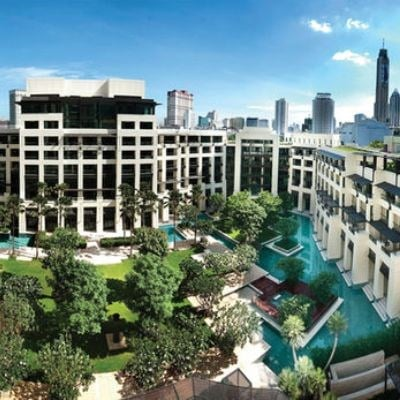 Siam Kempinski (Deluxe/ Asian & Middle East Market)