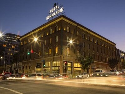 NORMANDIE LOS ANGELES HOTEL