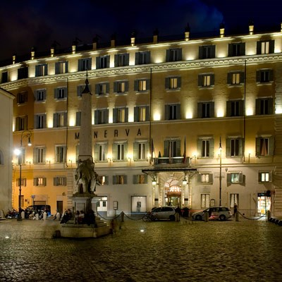 Grand Hotel de la Minerve (Classic/ Minimum 3 Nights)