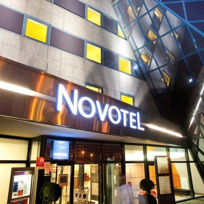 Novotel Marne La Vallee Noisy Le Grand (15km from Paris)