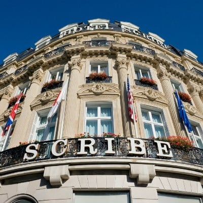 Hotel Scribe Paris (Junior Suite)