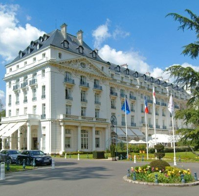 Trianon Palace Versailles (Junior Suite/ 20km from Paris)
