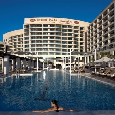 Crowne Plaza Abu Dhabi - Yas Island (Superior/ Room Only)