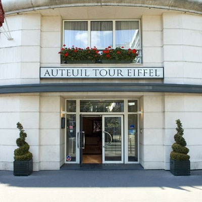 Auteuil Tour Eiffel (Superior/ Room Only)
