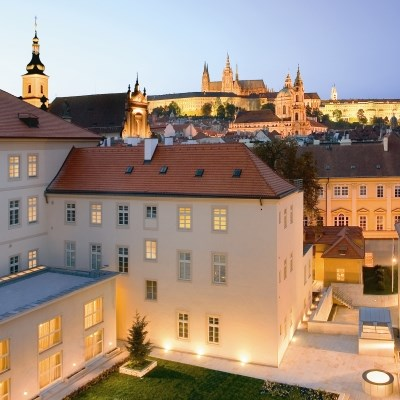 Mandarin Oriental Prague (Superior)