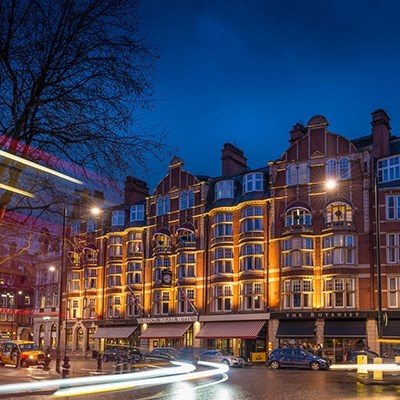 Sloane Square Hotel (Small Double)