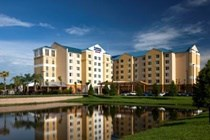 FAIRFIELD INN & SUITES ORLANDO AT SEAWORLD