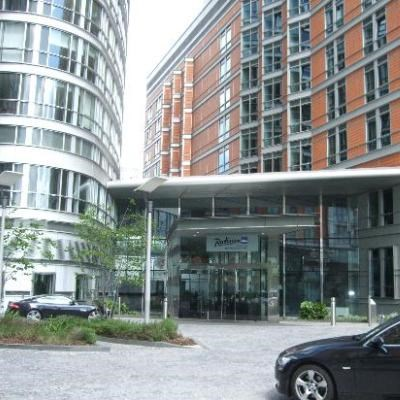 Radisson Blu Edwardian New Providence Wharf London (Deluxe)