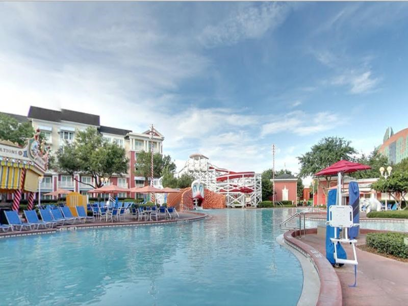 Disney's Boardwalk Villas Package