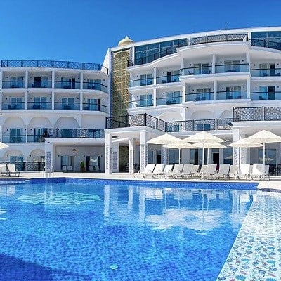 The Blue Bosphorus Hotel by Corendon (Sea View/ All Inclusive/ 27km from Bodrum)