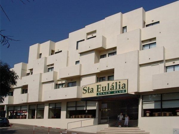 Santa Eulália Suite Hotel & Spa (ex Beach Club)