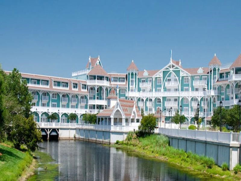 Disney's Beach Club Villas Package