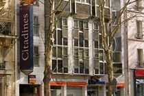 Citadines Maine Montparnasse Paris