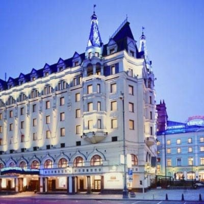 Moscow Marriott Royal Aurora Hotel (Deluxe)