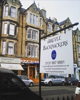 Argyle Backpackers
