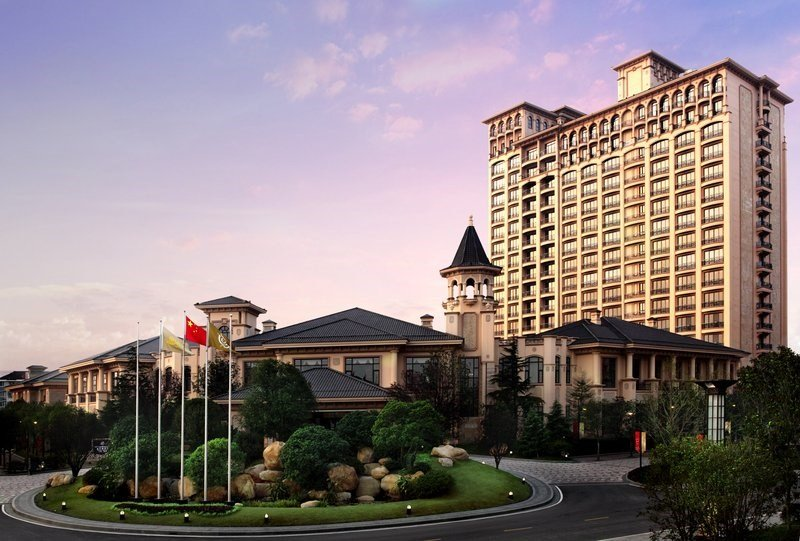 Chateau Star River Pudong The Leading Hotels