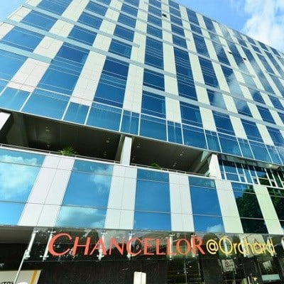 Hotel Chancellor@Orchard (Deluxe)