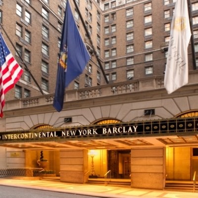 Intercontinental New York Barclay (Deluxe/ Room Only)