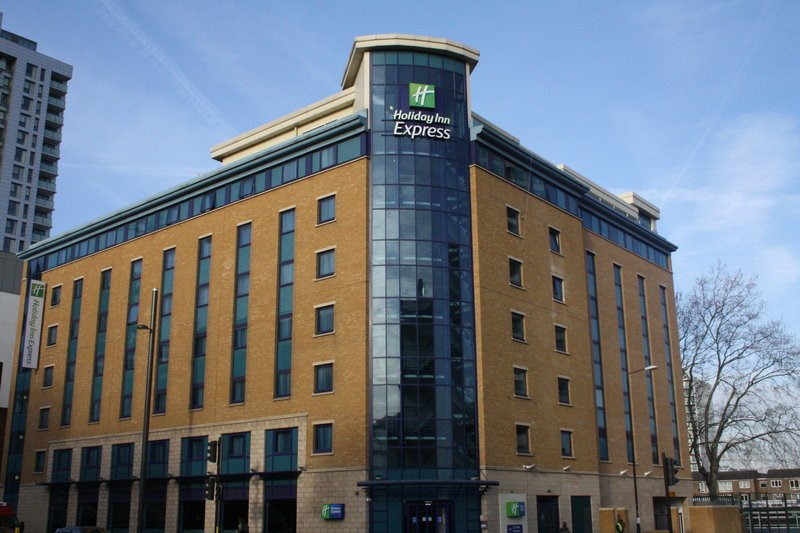EXPRESS BY HOLIDAY INN LONDON-STRATFORD