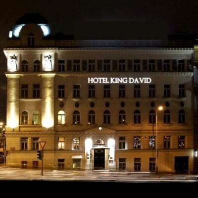 Hotel KING DAVID Prague (Half Board)