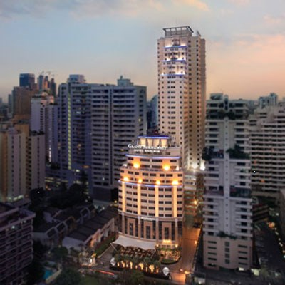 Grand Sukhumvit by Accor (Executive 1-Bedroom Apartment)