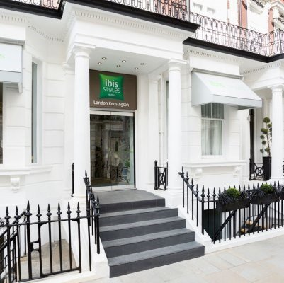 ibis Styles London Kensington (Non-Refundable)