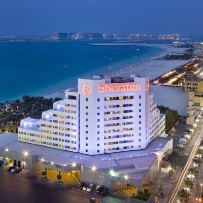 Sheraton Jumeirah Beach Resort Dubai (Deluxe Sea View)