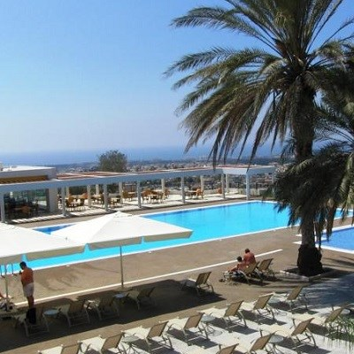 Royal Blue Hotel & Spa Paphos (Studio/ Half Board)