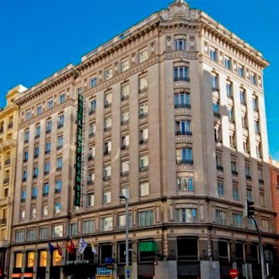 TRYP Madrid Gran Via (Minimum 3 Nights)