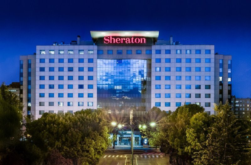 SHERATON MADRID MIRASIERRA HOTEL AND SPA