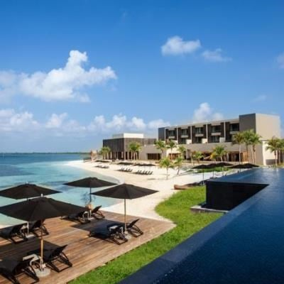 Nizuc Resort & Spa (Ocean View Deluxe Double/ Room Only)