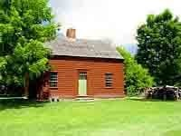 Ethan Allen Homestead and Museum
