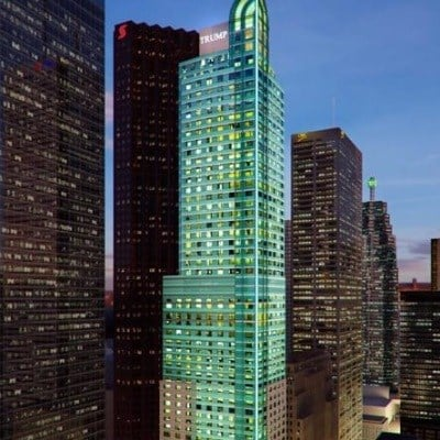 Trump International Hotel & Tower Toronto (Superior 1-Bedroom Suite/ Room Only)