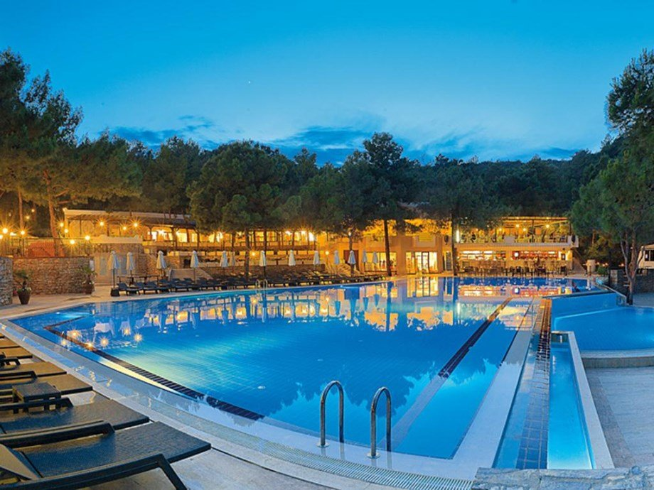 Bodrum Park Resort-Swimming Pool