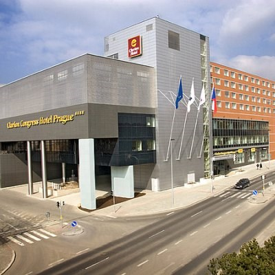 Clarion Congress Hotel Prague (Minimum 3 Nights)