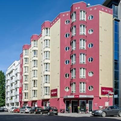 Mercure Hotel Berlin Zentrum (Non-Refundable)