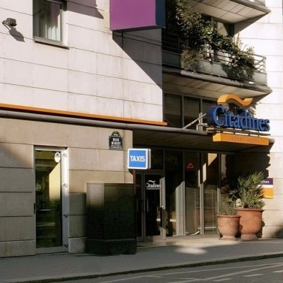 Citadines Didot Montparnasse Paris (1-Bedroom Apartment/ Room Only)