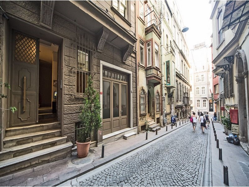 Galata Tower Suites Bymile Hotels