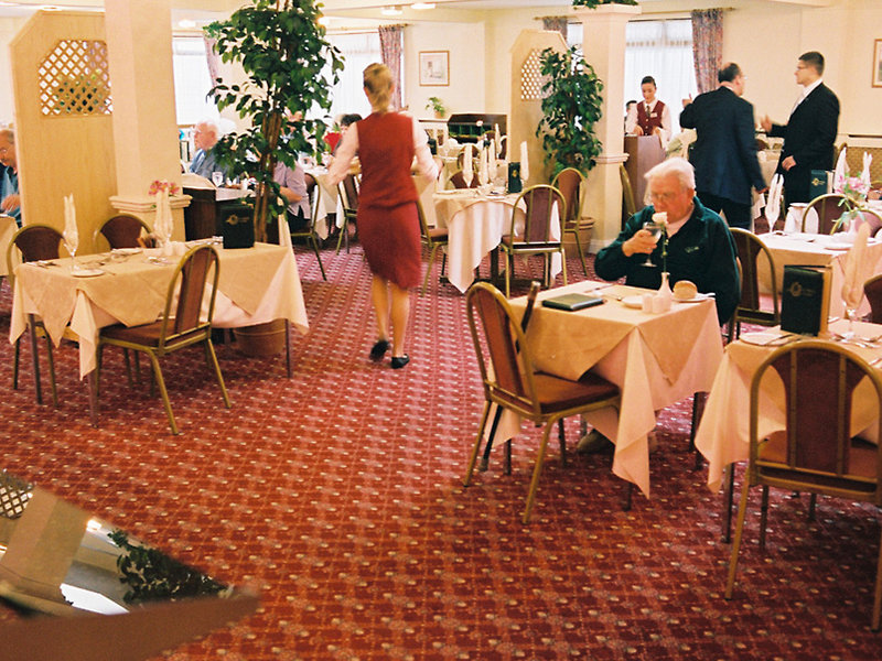 Norfolk Lodge