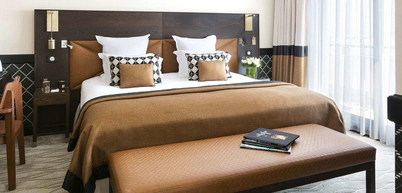 Hôtel Barrière Le Gray d'Albion Cannes