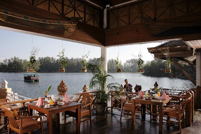 Outrigger Laguna Phuket Beach Resort (Lagoon View)