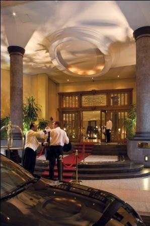 Labourdonnais Waterfront Hotel
