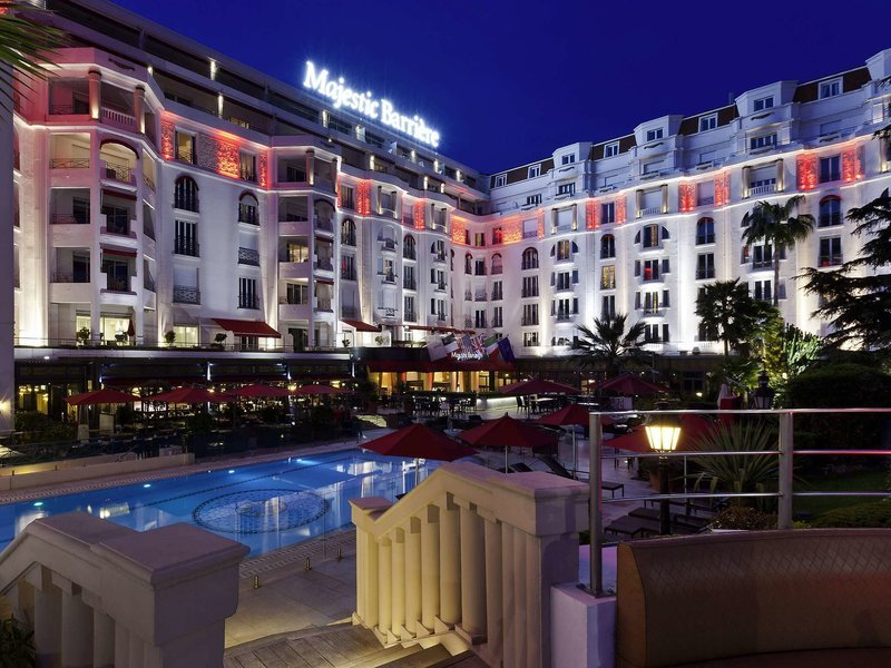 Hotel Barriere Le Majestic Cannes