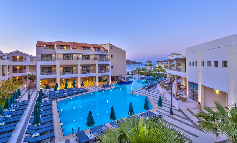 Porto Platanias Beach Resort and Spa
