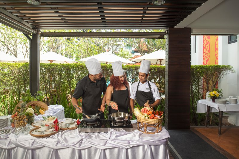 Centara Anda Dhevi Resort And Spa Krabi