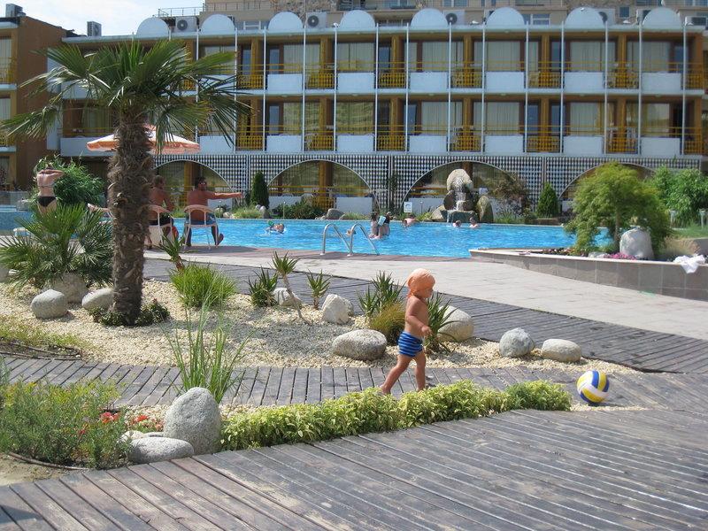 Nessebar Beach hotel
